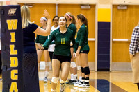 2015 WVHS Varsity Girls Volleyball vs Neuqua Valley-2