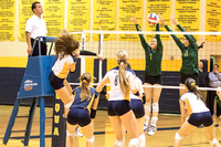 2015 WVHS Varsity Girls Volleyball vs Neuqua Valley-7