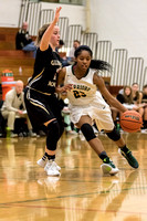 WVHS Girls Basketball vs Glenbard North 12/05/15