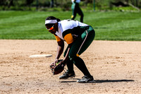 2016 WVHS Varsity Softball vs OPRF-2