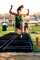 2016 Girls Track Gus Scott Invite - 04/15/2016