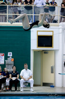 2016 WV Girls Diving vs Naperville North -  09/22/2016